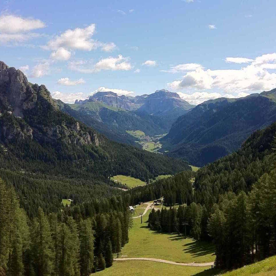 Dolomiti (Dolomitas) Patrimônio Mundial