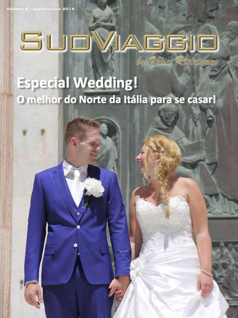 Especial Wedding! O melhor do Norte Itália para se casar!