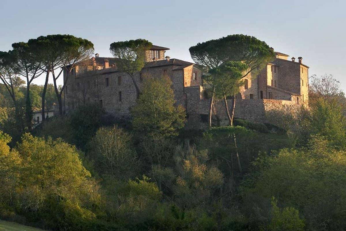 Toscana - Castel Monastero