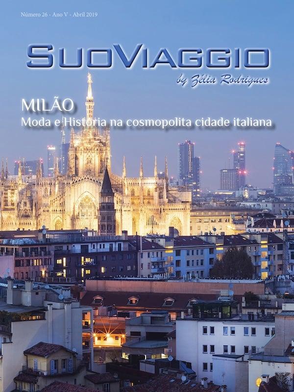 MILÃO. Moda e História na cosmopolita cidade italiana