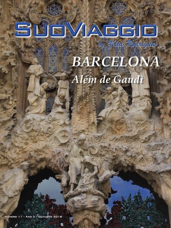 BARCELONA. Além de Gaudí