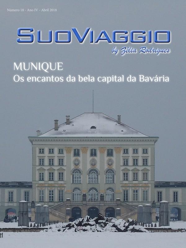 Munique. Os encantos da bela capital da Bavária