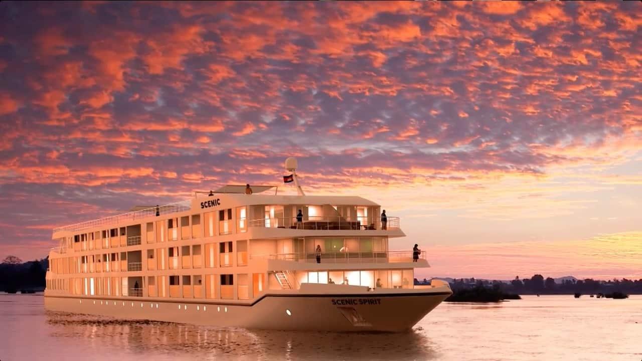 Mekong River Scenic Spirit